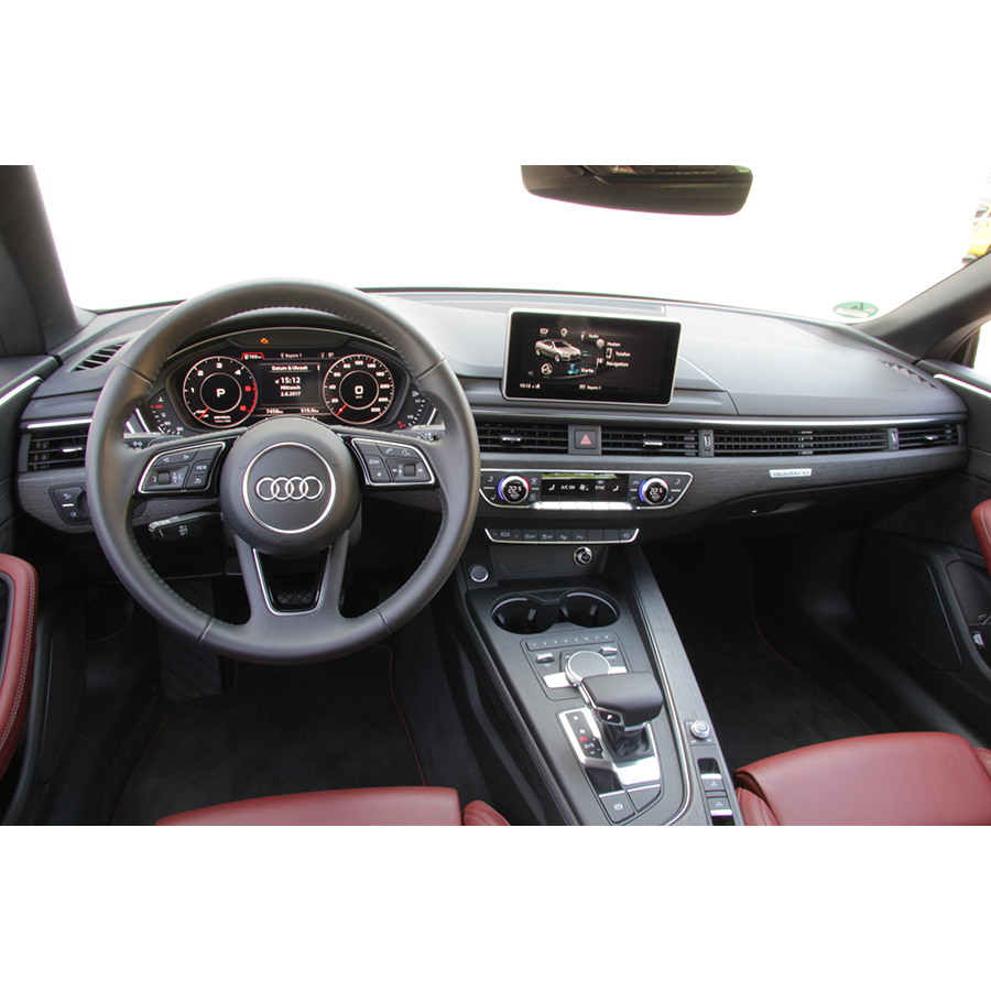 test audi a5 cabriolet 2 0 tdi 190 s tronic 7 quattro. Black Bedroom Furniture Sets. Home Design Ideas