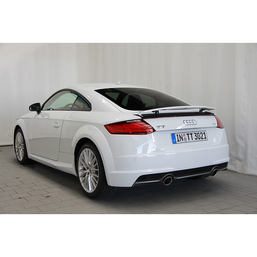 test audi tt coup 2 0 tdi 184 ch essai voiture coup. Black Bedroom Furniture Sets. Home Design Ideas