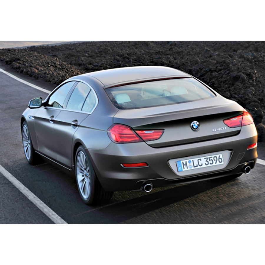 test bmw 640d gran coup 148g essai voiture coup. Black Bedroom Furniture Sets. Home Design Ideas