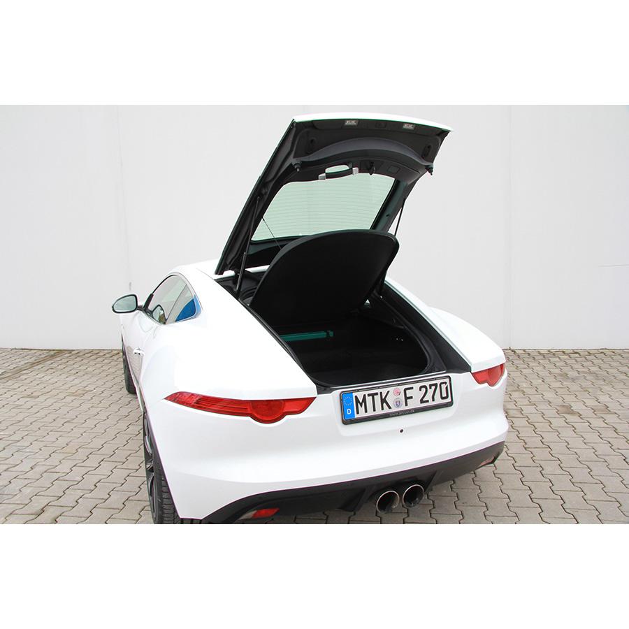 Jaguar F-Type coupé V6 3.0 340 Suralimenté A -