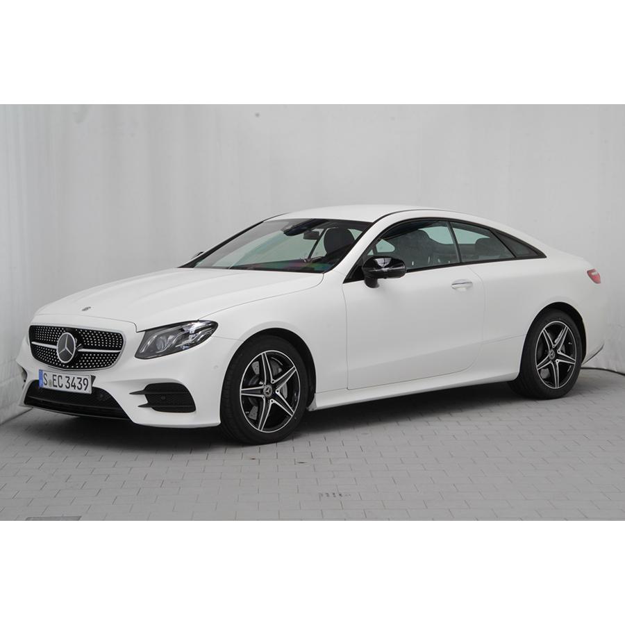 Test mercedes classe e coup 400 9g tronic 4 matic essai voiture coup cabriolet ufc que - Mercedes classe e 4 coupe ...