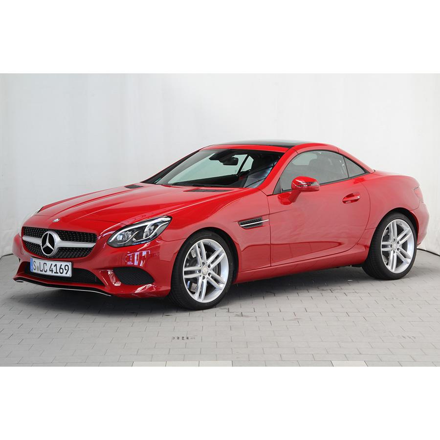 Mercedes Classe SLC 200 9G-Tronic A -