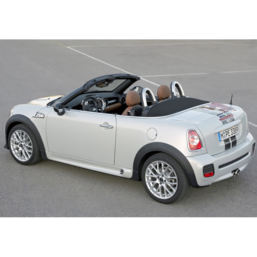 test mini roadster 184 ch essai voiture coup. Black Bedroom Furniture Sets. Home Design Ideas