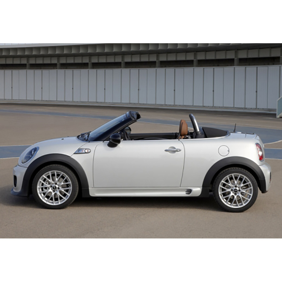 test mini roadster 184 ch essai voiture coup cabriolet ufc que choisir. Black Bedroom Furniture Sets. Home Design Ideas