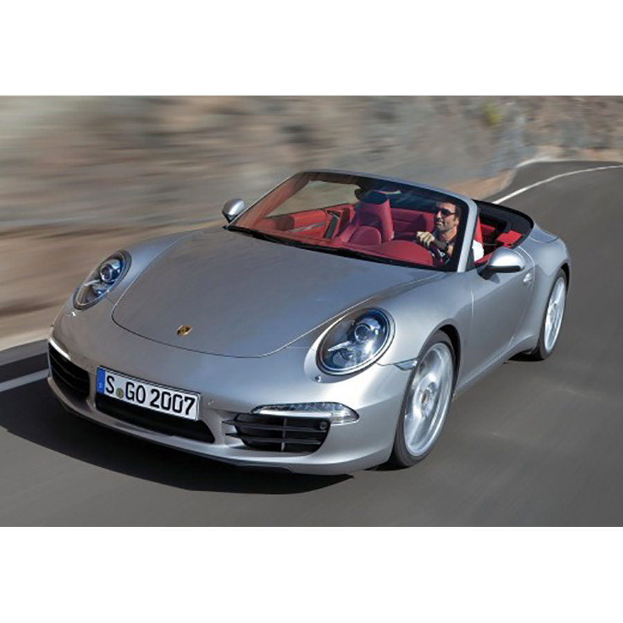 test porsche 911 carrera cabriolet 350 pdk essai voiture coup cabriolet ufc que choisir. Black Bedroom Furniture Sets. Home Design Ideas