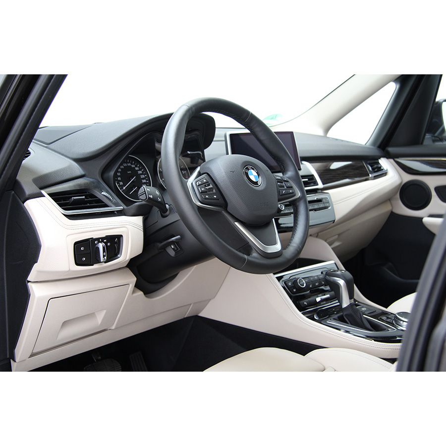 BMW 218d Gran Tourer 218d 150 ch A -
