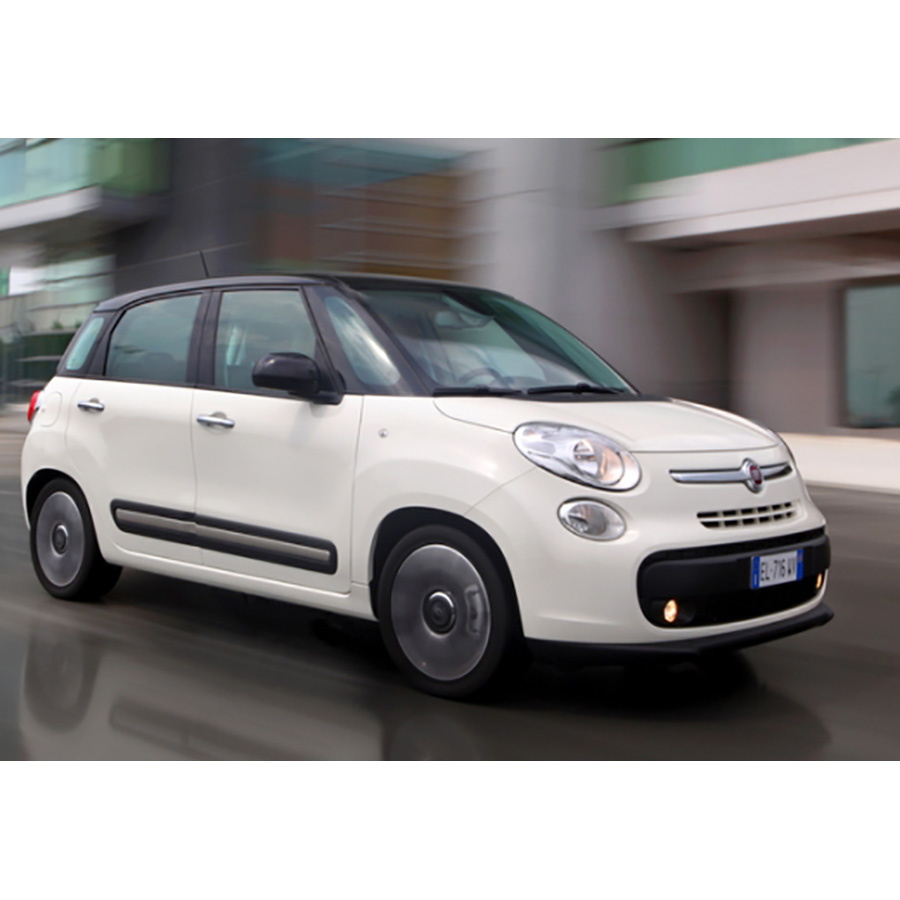 test fiat 500l 1 4 16v essai monospace ufc que choisir. Black Bedroom Furniture Sets. Home Design Ideas