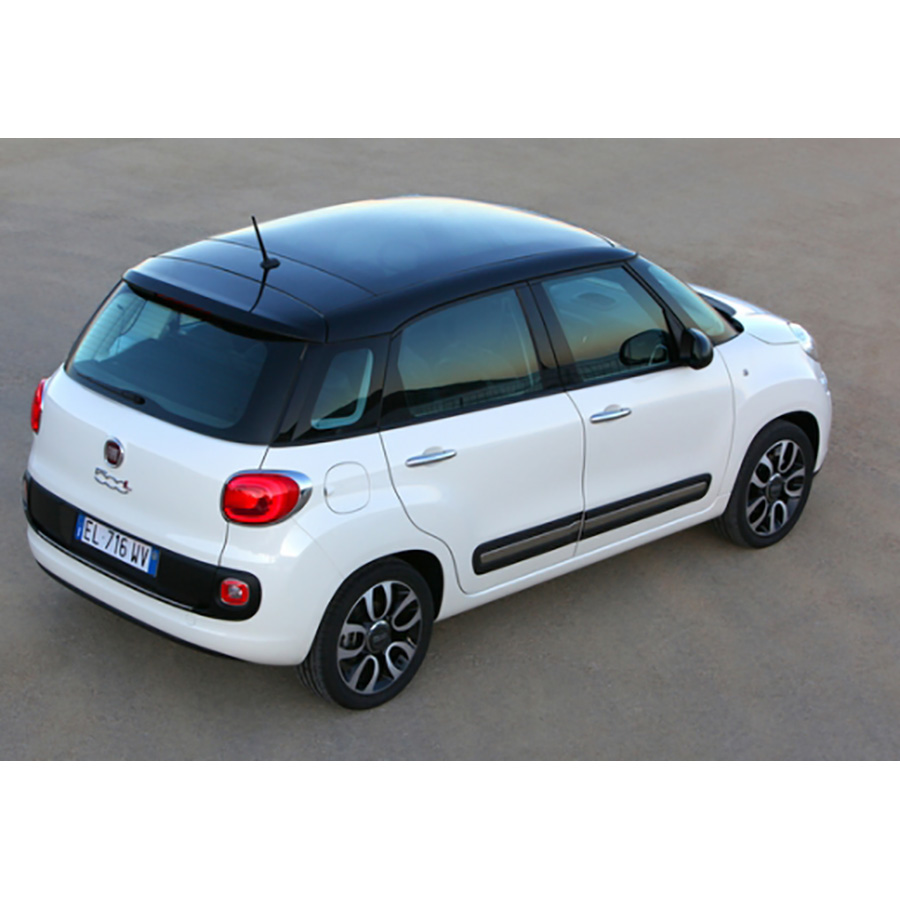test fiat 500l 1 6 multijet 16v s s essai monospace ufc que choisir. Black Bedroom Furniture Sets. Home Design Ideas