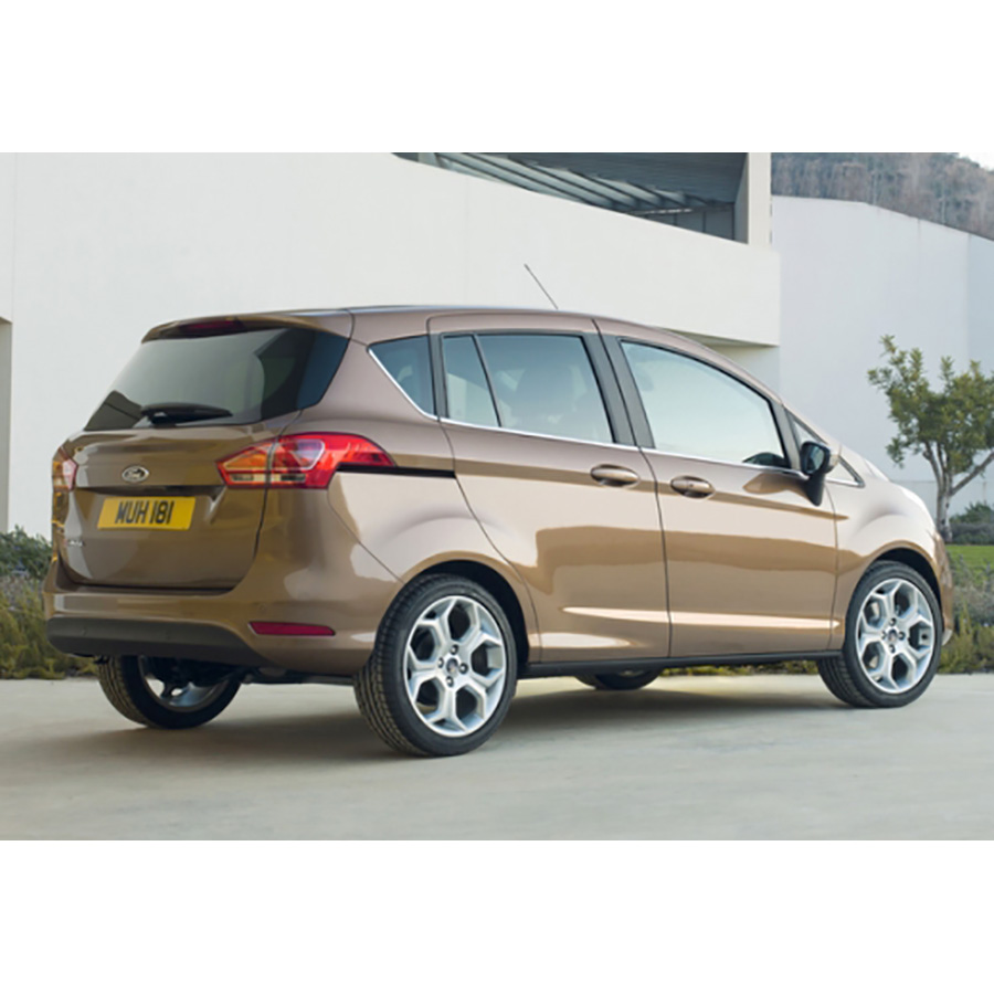 test ford b max 1 0 ecoboost 120 s s essai monospace. Black Bedroom Furniture Sets. Home Design Ideas