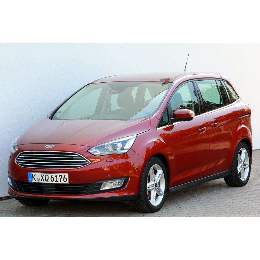 test ford ford grand c max 1 5 tdci 120 s s essai monospace ufc que choisir. Black Bedroom Furniture Sets. Home Design Ideas