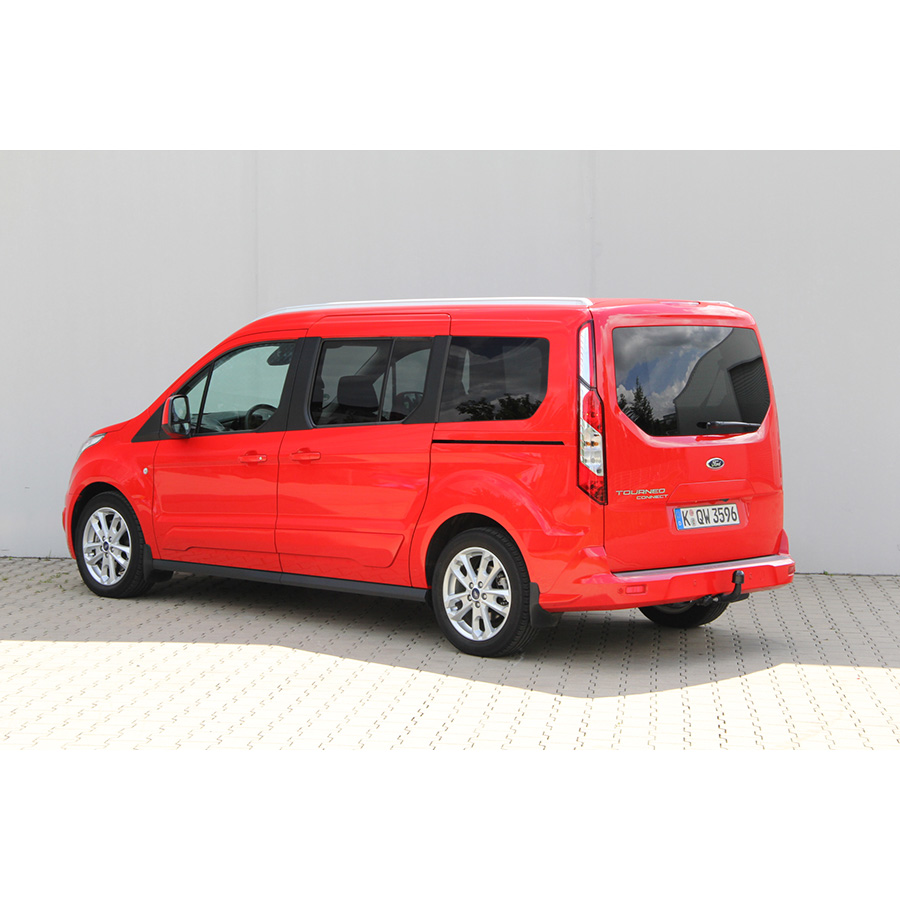 test ford grand tourneo connect 1 6 tdci 115 essai monospace ufc que choisir. Black Bedroom Furniture Sets. Home Design Ideas