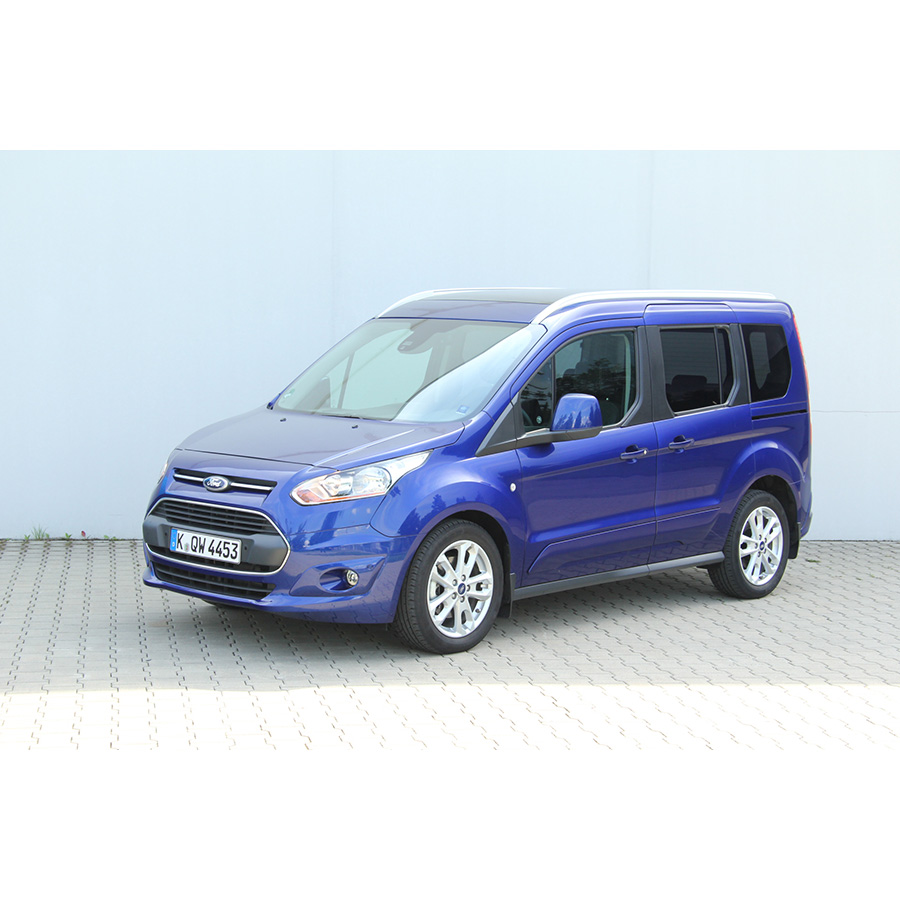 test ford tourneo connect 1 0 ecoboost 100 essai monospace ufc que choisir. Black Bedroom Furniture Sets. Home Design Ideas