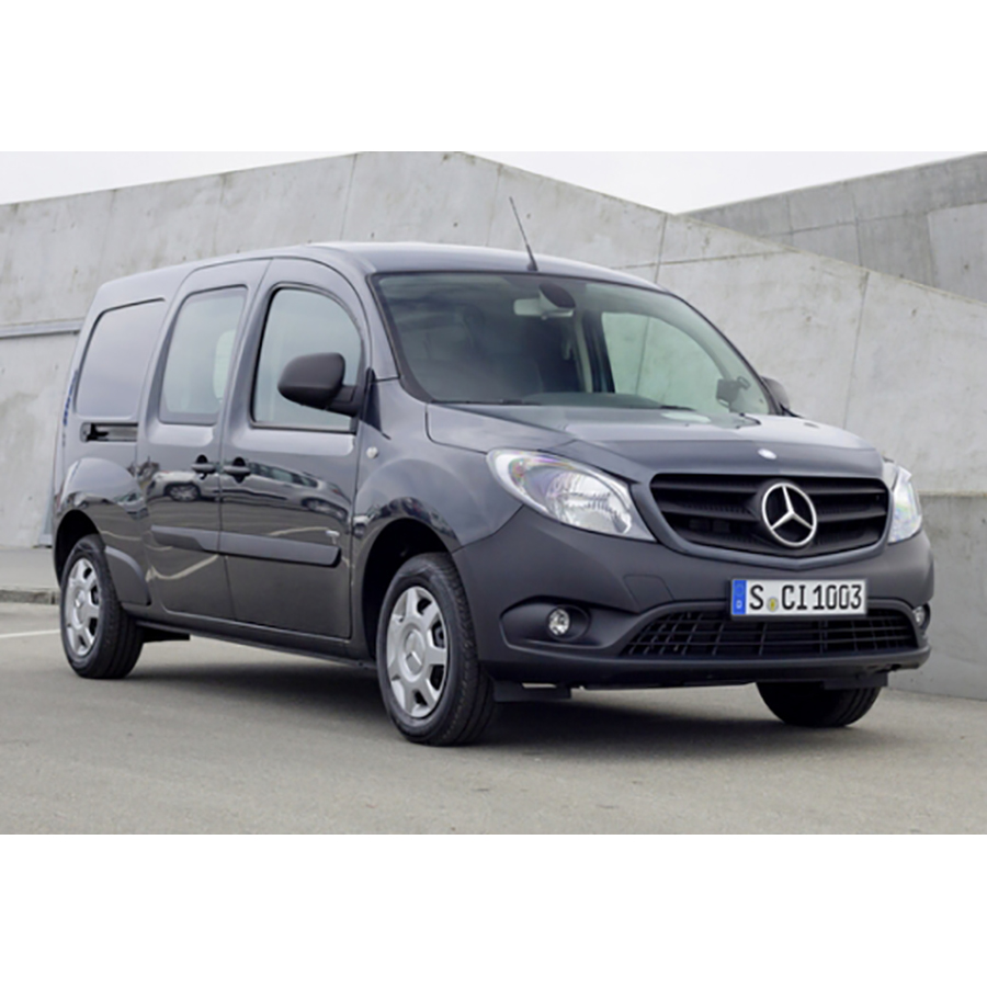 test mercedes citan combi 109 cdi long essai monospace. Black Bedroom Furniture Sets. Home Design Ideas