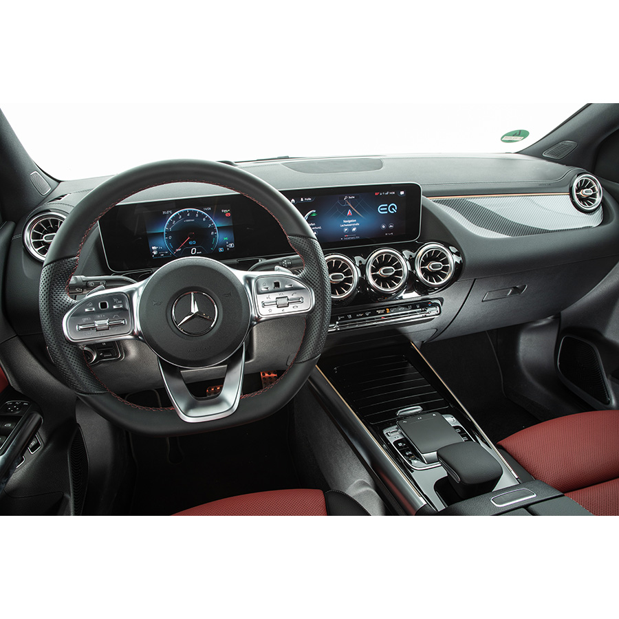 Mercedes Classe B 250 e EQ Power 8G-DCT -