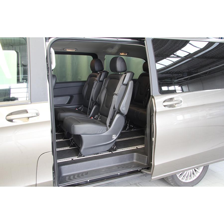 Mercedes V 250 d 4Matic Long -