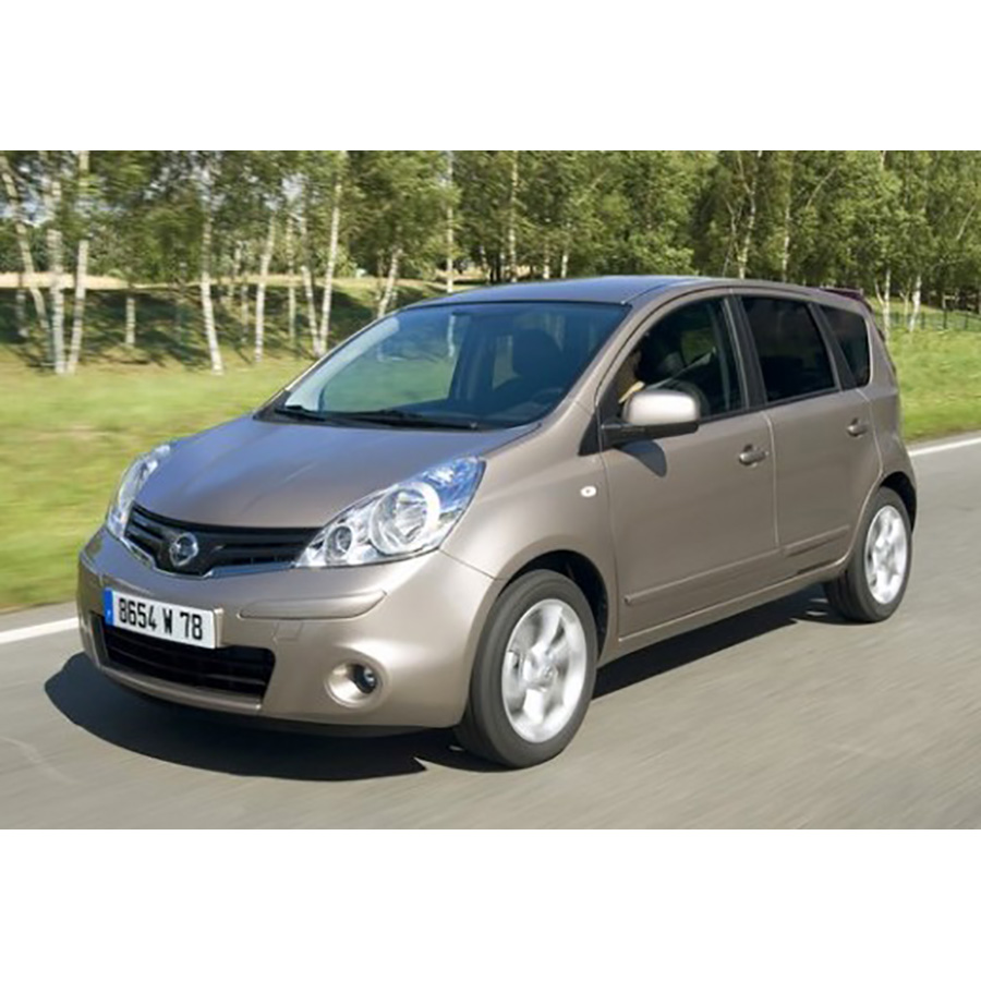 test nissan note 1 5 dci 90 ch euro v essai monospace. Black Bedroom Furniture Sets. Home Design Ideas