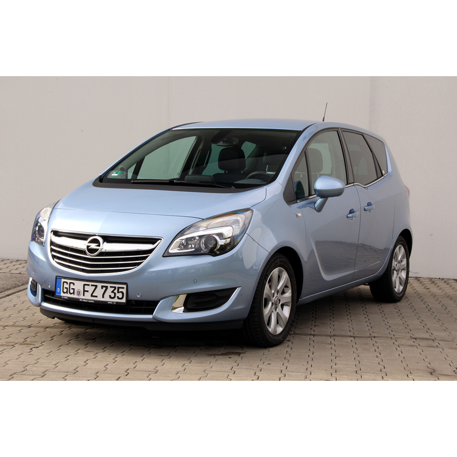 test opel meriva 1 6 cdti 136 ch start stop essai monospace ufc que choisir. Black Bedroom Furniture Sets. Home Design Ideas