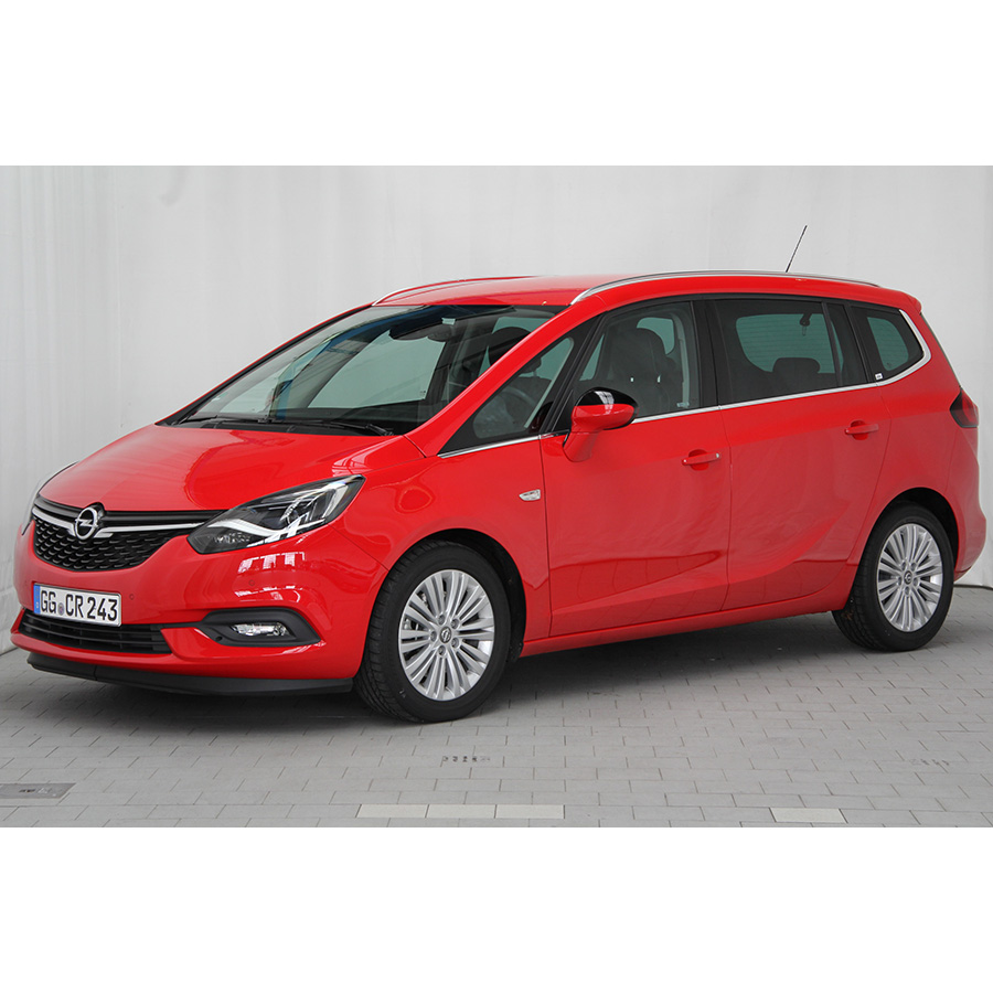 test opel zafira 2 0 cdti 128 ch blueinjection essai. Black Bedroom Furniture Sets. Home Design Ideas