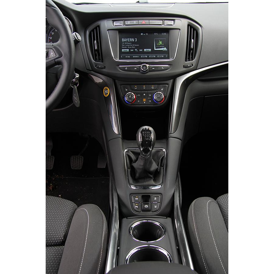 Opel Zafira 2.0 CDTI 128 ch BlueInjection -