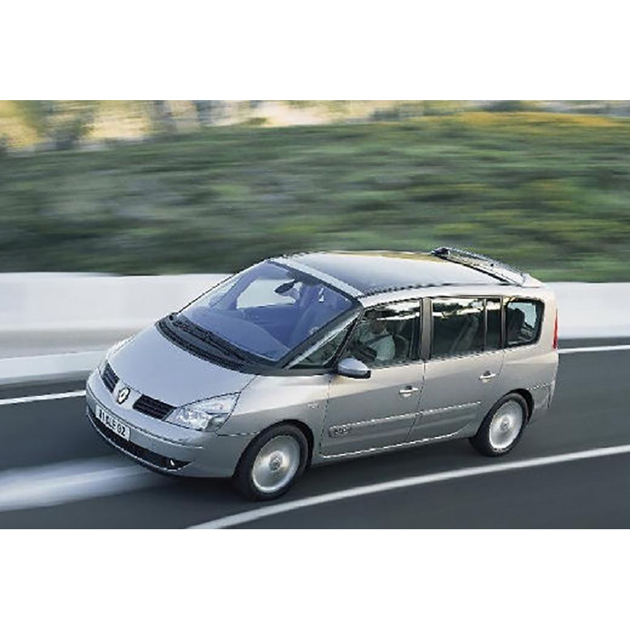 test renault grand espace iv 2 0 dci 150 essai monospace. Black Bedroom Furniture Sets. Home Design Ideas