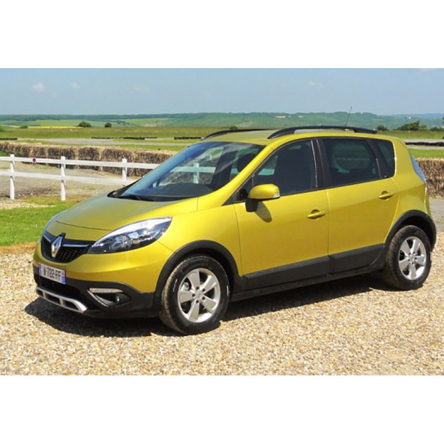 test renault scenic xmod tce 115 energy essai monospace ufc que choisir. Black Bedroom Furniture Sets. Home Design Ideas