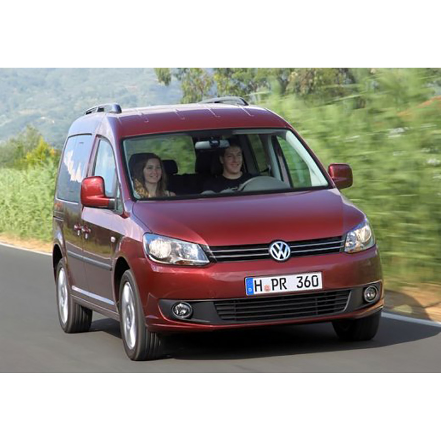 test volkswagen caddy 2 0 ecofuel 109 gnv essai monospace ufc que choisir. Black Bedroom Furniture Sets. Home Design Ideas