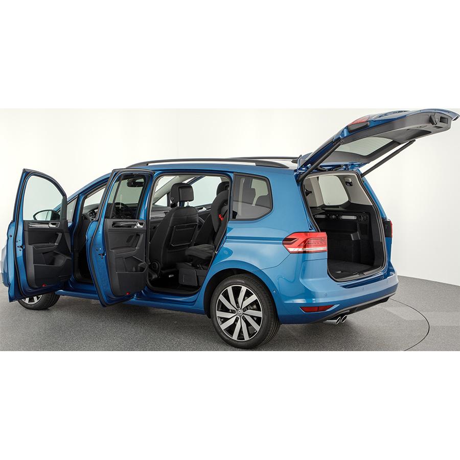 Volkswagen Touran 2.0 TDI 150 DSG7 5pl -