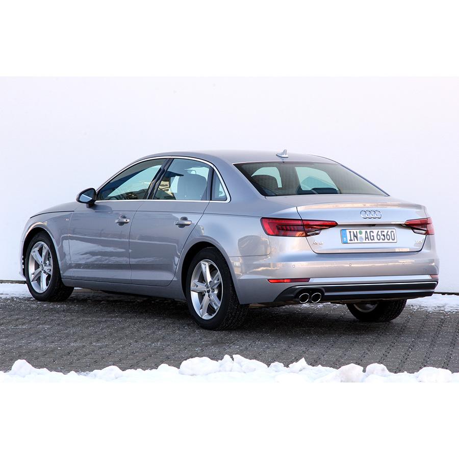 Audi A4 2.0 TDI 190 S tronic 7 -