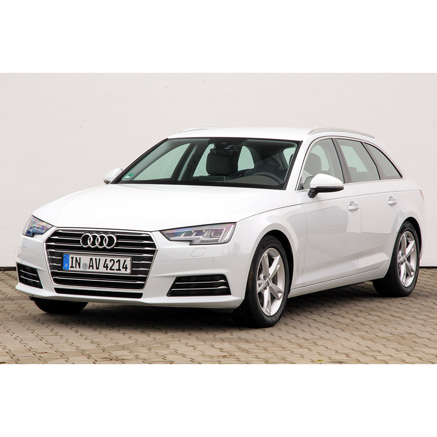 test audi a4 avant 2 0 tdi ultra 150 essai voiture routi re ufc que choisir. Black Bedroom Furniture Sets. Home Design Ideas