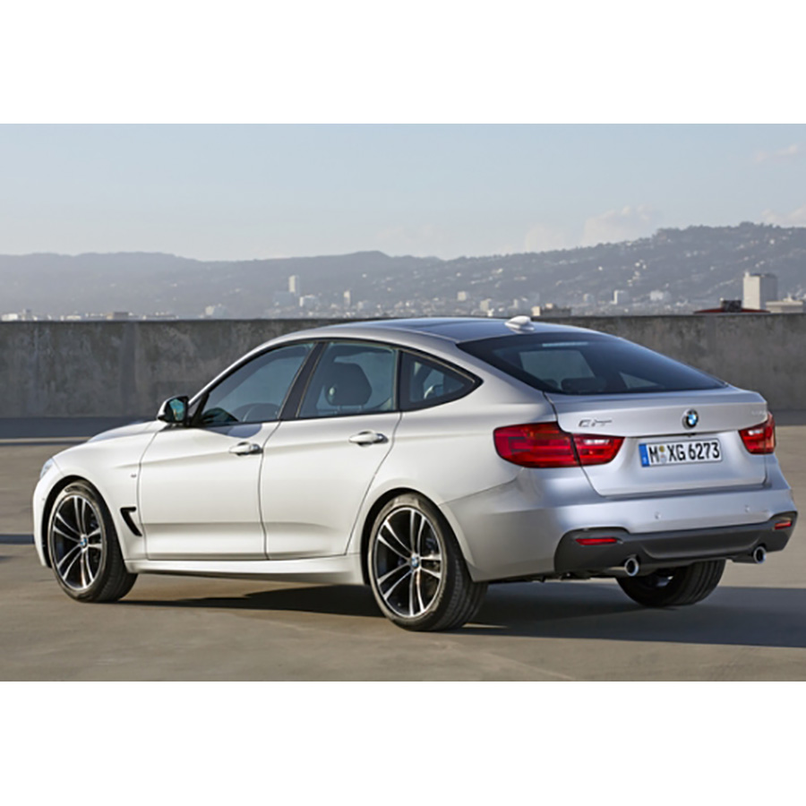 BMW 318d GT 127 g A -
