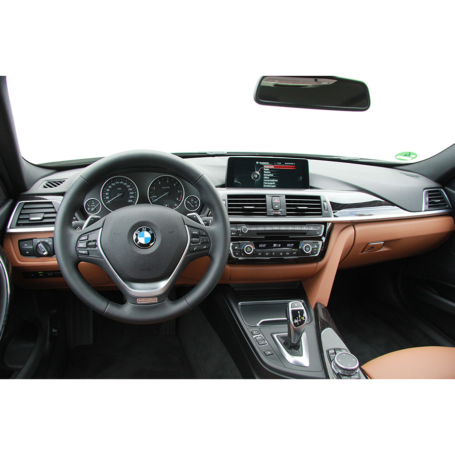test bmw 320d 190 ch a essai voiture routi re ufc que choisir. Black Bedroom Furniture Sets. Home Design Ideas
