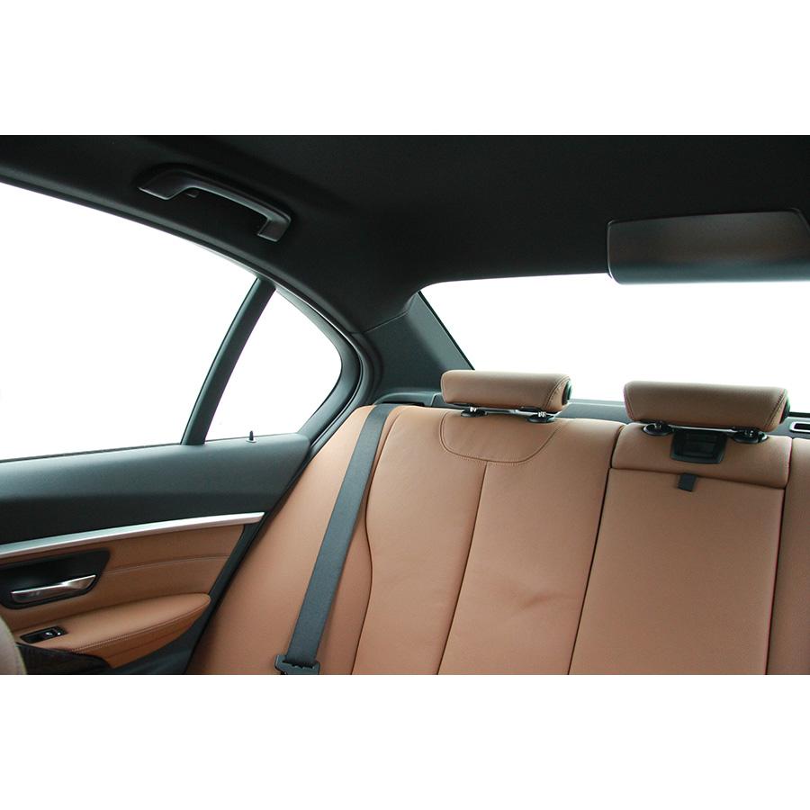 BMW 320d 190 ch A -
