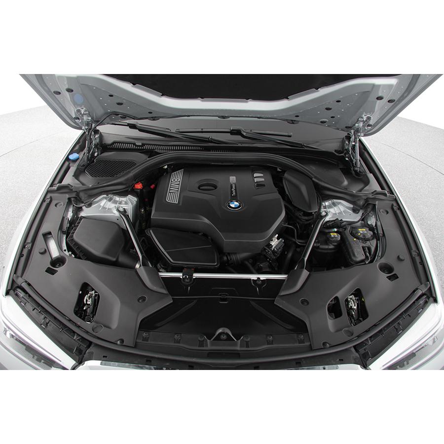 BMW 520i Touring 184 ch BVA8 -