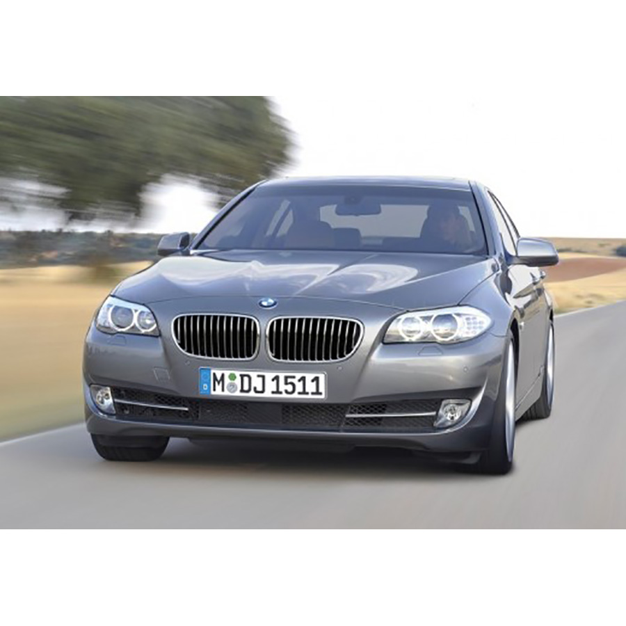 test bmw activehybrid 5 149g essai voiture routi re ufc que choisir. Black Bedroom Furniture Sets. Home Design Ideas