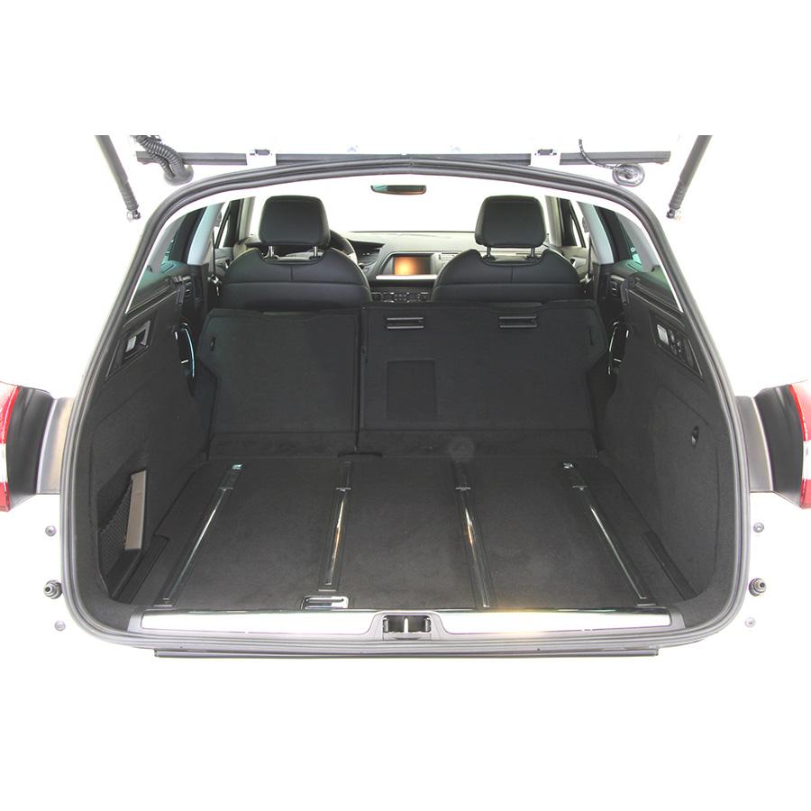 test citro n c5 crosstourer hdi 160 essai voiture routi re ufc que choisir. Black Bedroom Furniture Sets. Home Design Ideas