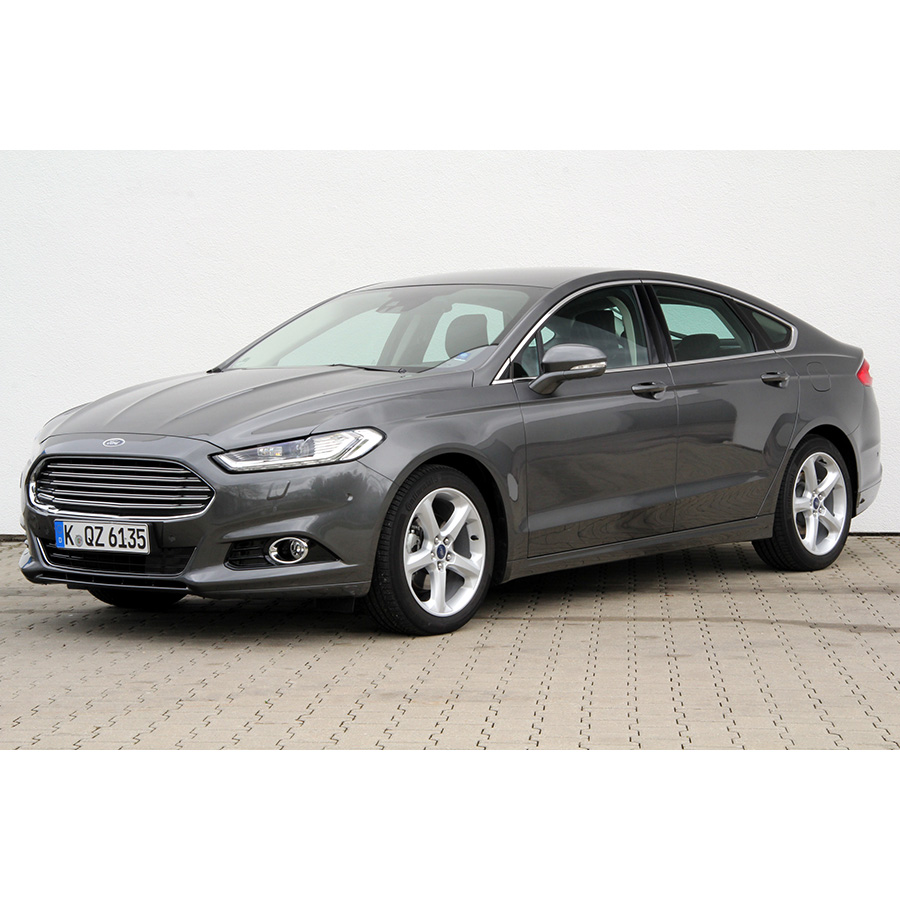 Ford Mondeo 1.5 TDCi 120 -
