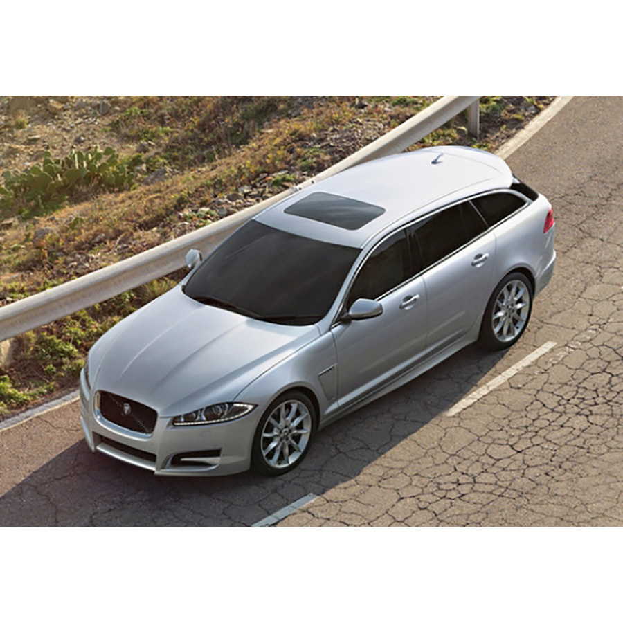 test jaguar xf sportbrake 2 2 d 200 essai voiture routi re ufc que choisir. Black Bedroom Furniture Sets. Home Design Ideas