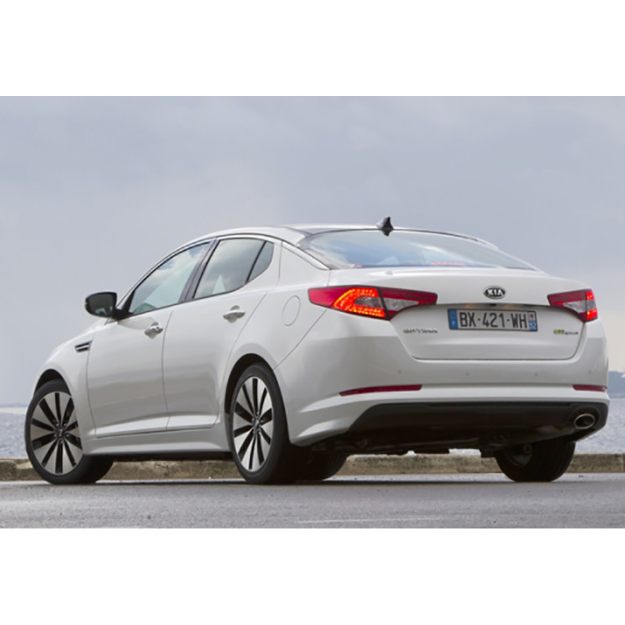 test kia optima 2 0 hybrid essai voiture routi re ufc que choisir. Black Bedroom Furniture Sets. Home Design Ideas