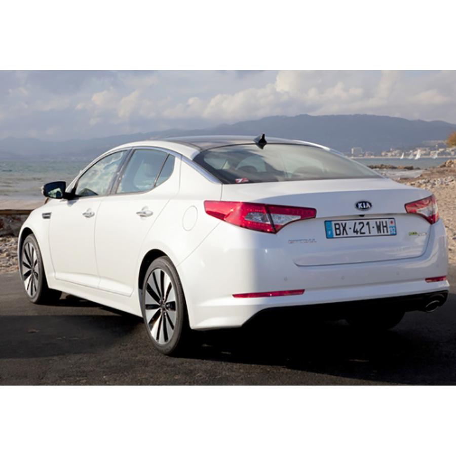 Kia Optima 2.0 Hybrid -
