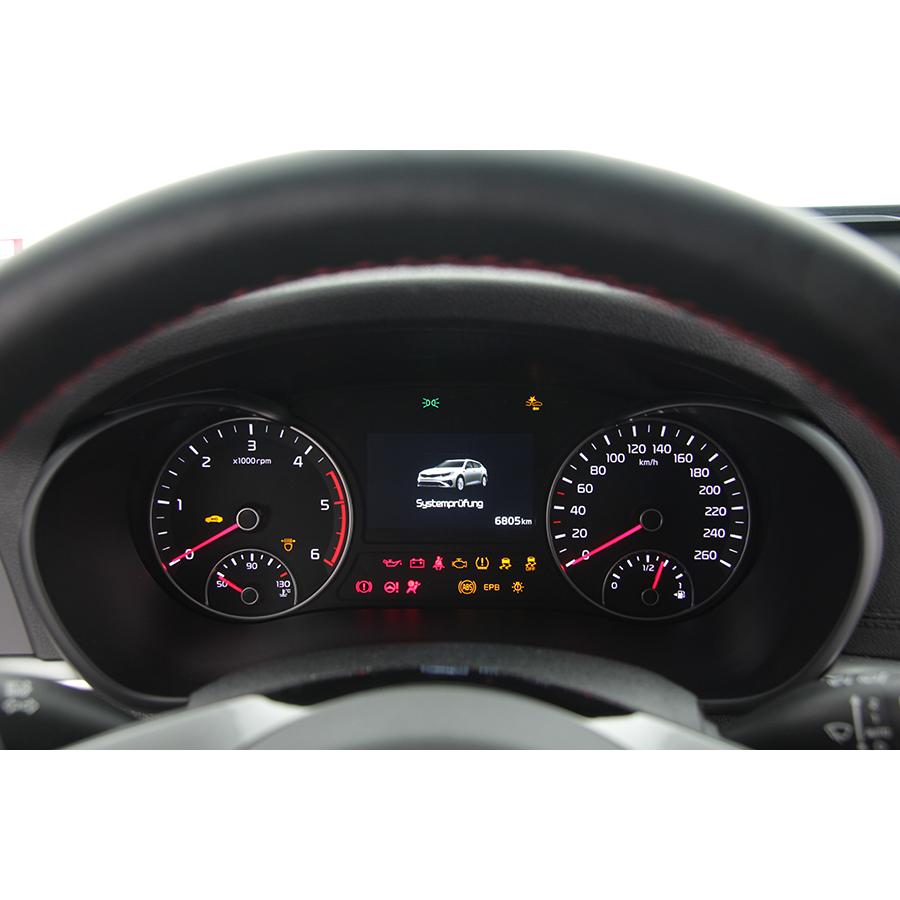 Kia Optima SW 1.6 CRDi 136 ch ISG DCT7 -