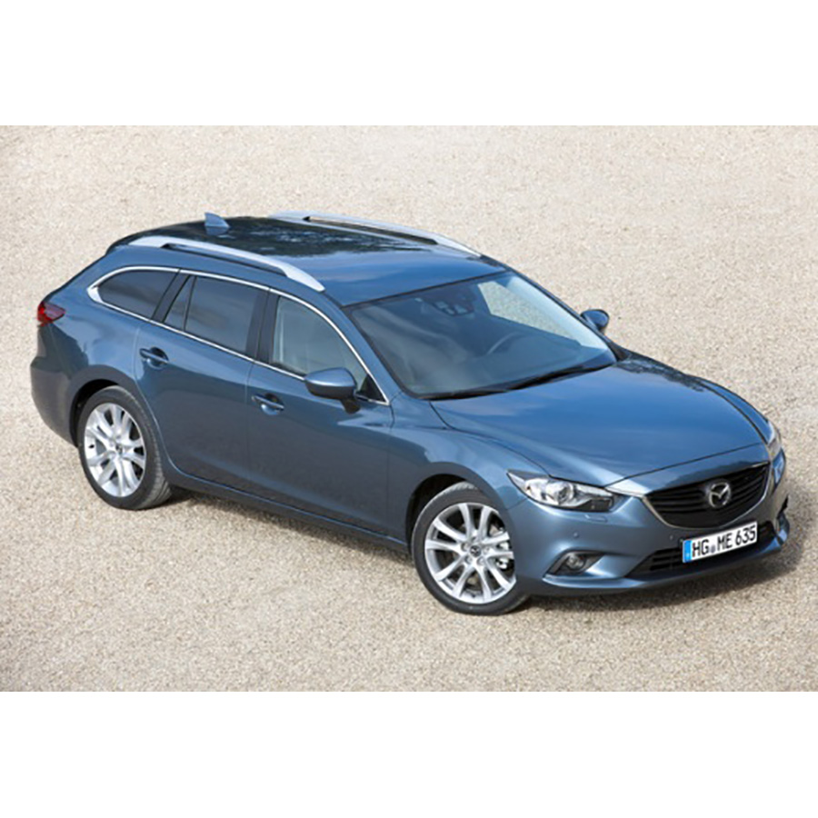 test mazda 6 fastwagon 2 2l skyactiv d 150 essai voiture routi re ufc que choisir. Black Bedroom Furniture Sets. Home Design Ideas