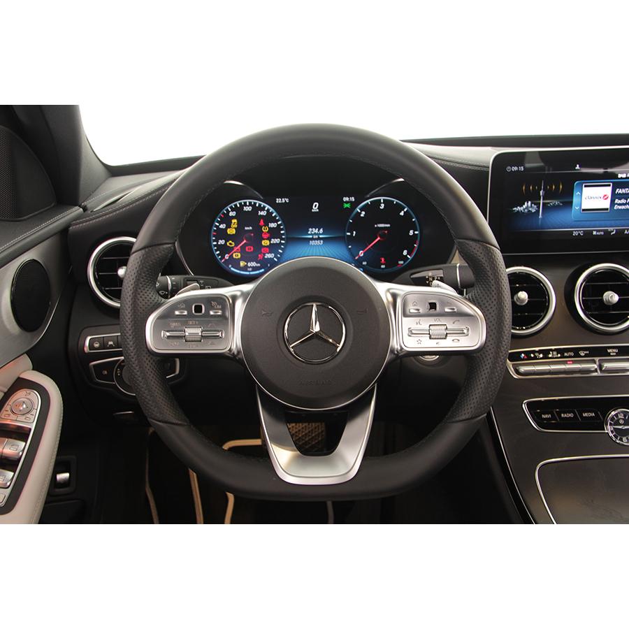 Mercedes Classe C break 220 d 9G-Tronic -
