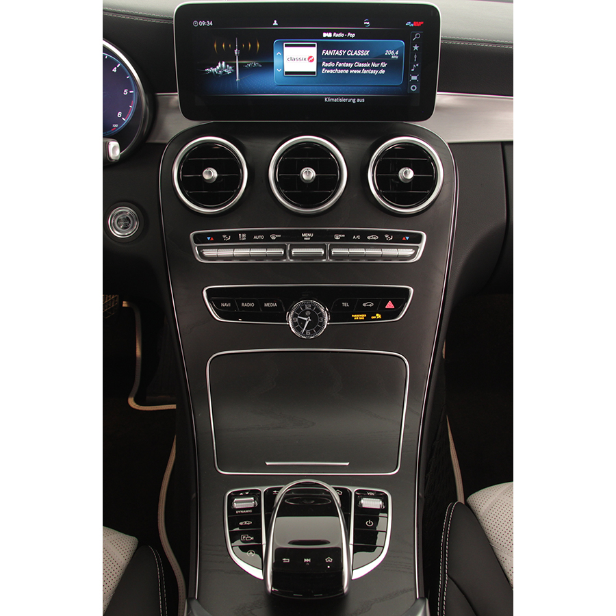 Mercedes Classe C break 220 d 9G-Tronic -