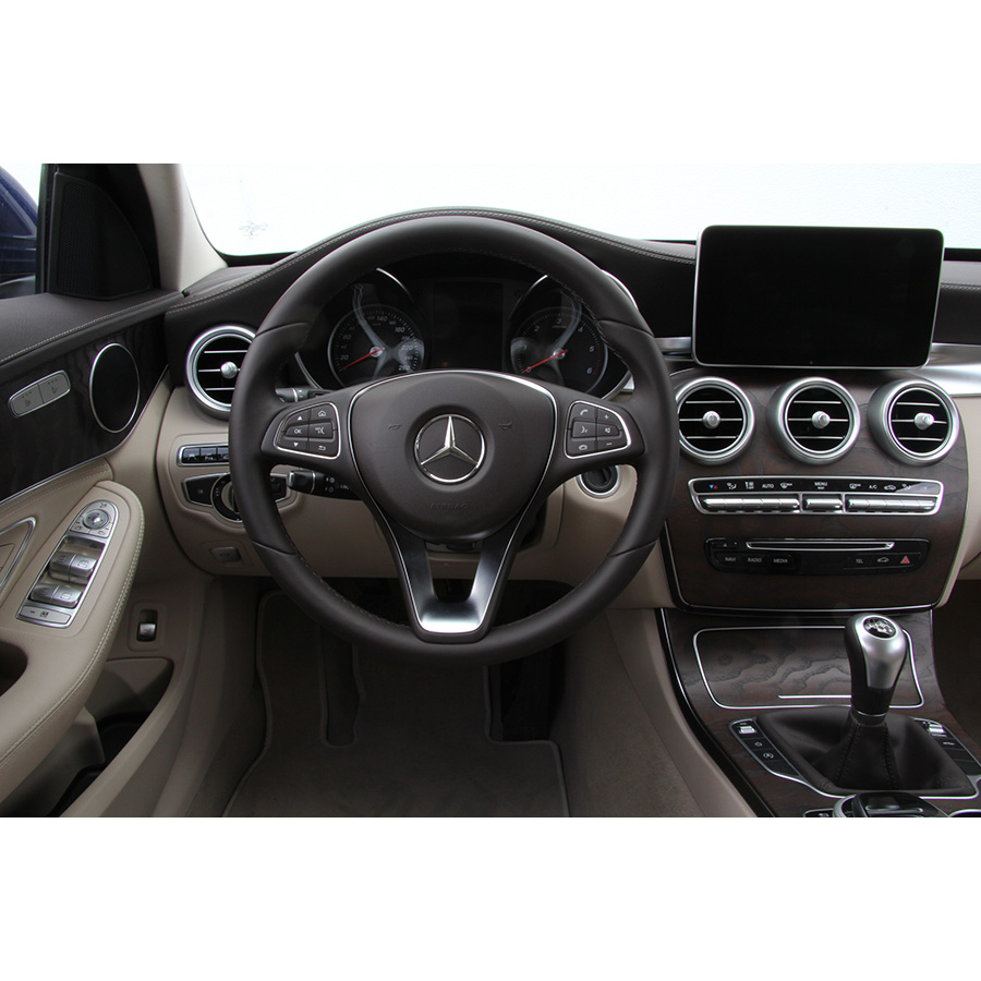 Mercedes Classe C break 200 d -