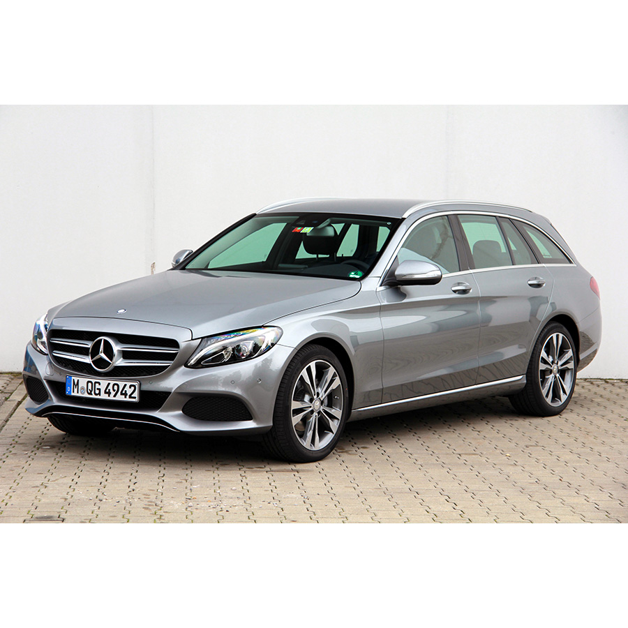 test mercedes classe c break 220 bluetec essai voiture. Black Bedroom Furniture Sets. Home Design Ideas