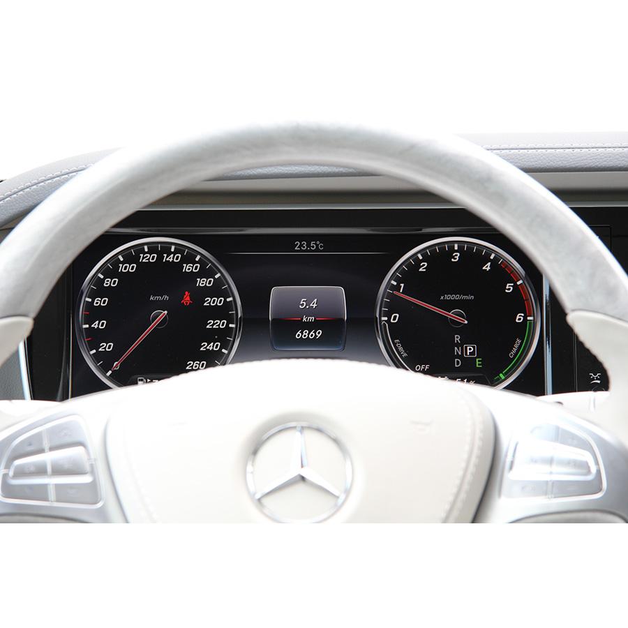 Test Mercedes Classe S 300 BlueTEC Hybrid A
