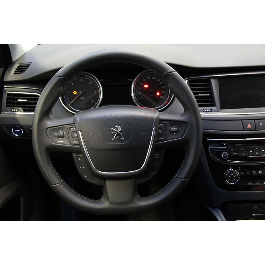 test peugeot 508 2 0 bluehdi 150 stop start essai voiture routi re ufc que choisir. Black Bedroom Furniture Sets. Home Design Ideas