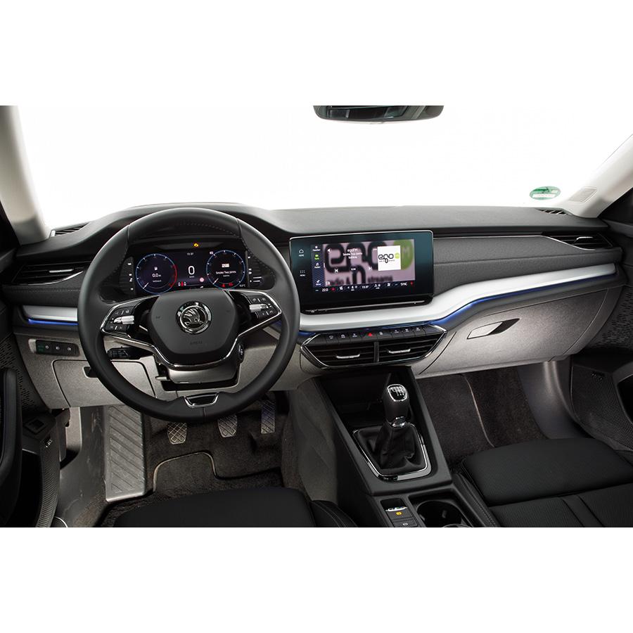 Skoda Octavia Combi 1.5 TSI 150 ch ACT -
