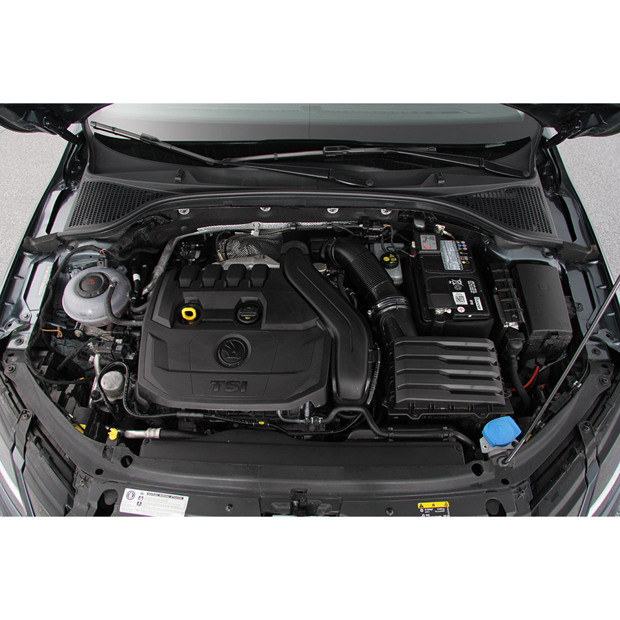 Skoda Octavia Combi 1.5 TSI 150 ch DSG7 -