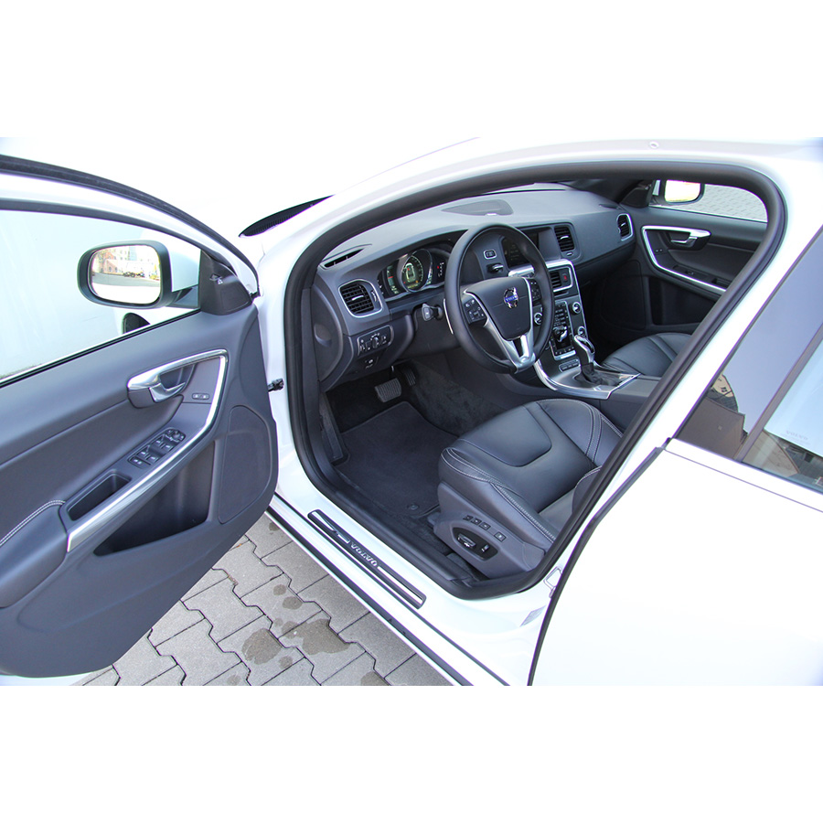 Volvo S60 D4 181 ch Stop & Start Geartronic A -